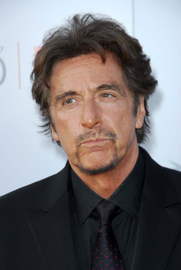 Al Pacino. At the 35th Annual AFI Life Achievement Award celebration honoring . Kodak Theatre, Hollywood, CA. 06-07-07 stock image