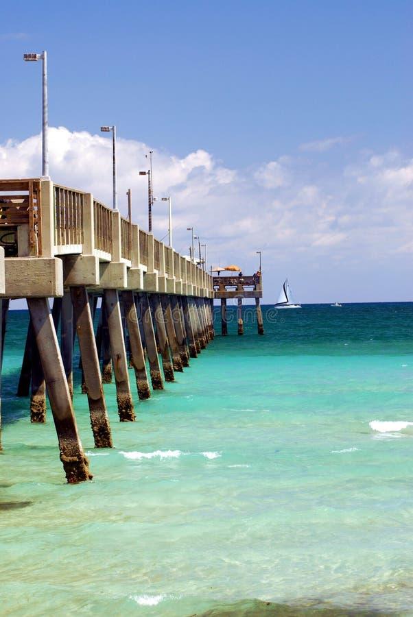 Al pilastro in Florida immagini stock libere da diritti