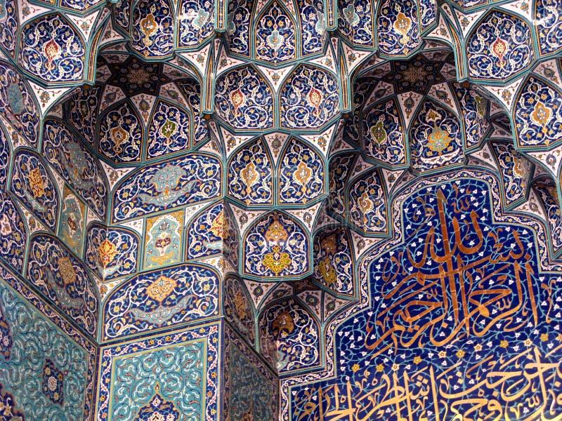 Al Qubrah Moskee in Muscateldruif Oman stock fotografie