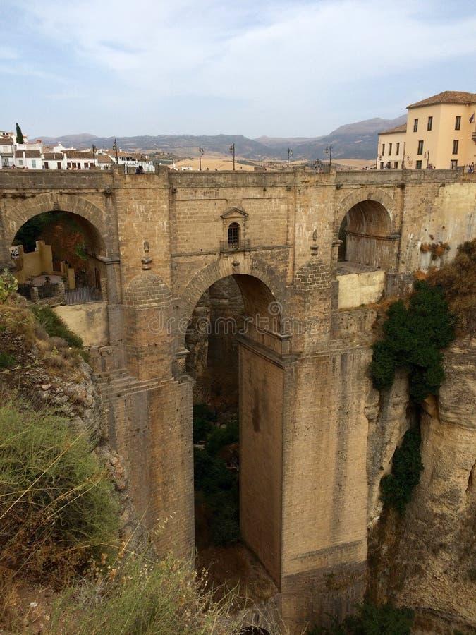 Al sur de España fotografía de archivo