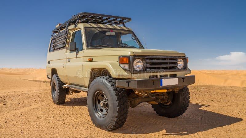 Al terreinauto royalty-vrije stock foto