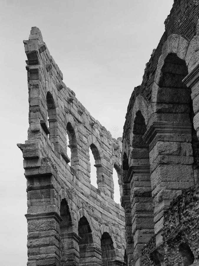 Ala- arenadi Verona royalty-vrije stock afbeeldingen