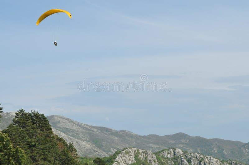 Ala flexible en Montenegro fotos de archivo