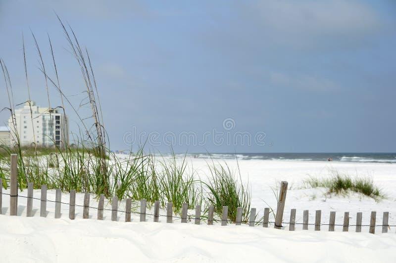 Alabama-Golf-Küste lizenzfreies stockbild