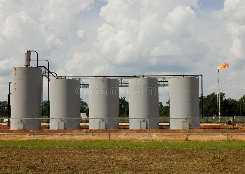 Download Alabama well site stock image. Image of chemical, environment - 34324557