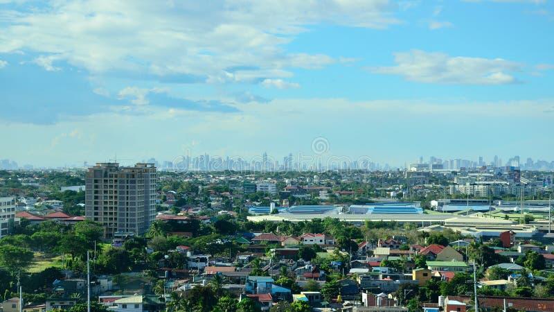 Alabang市,菲律宾 免版税库存图片