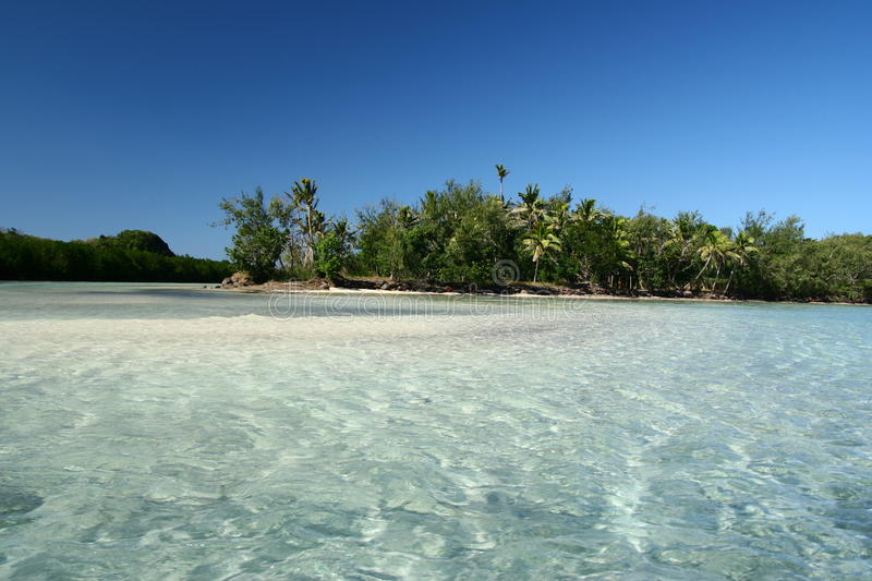 Download Alabaster Beach In Fiji Royalty Free Stock Images - Image: 16174049