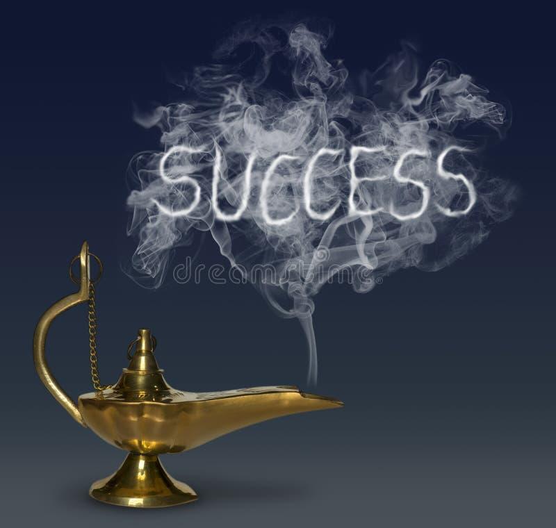 Aladdin& x27; s magii lampa fotografia royalty free
