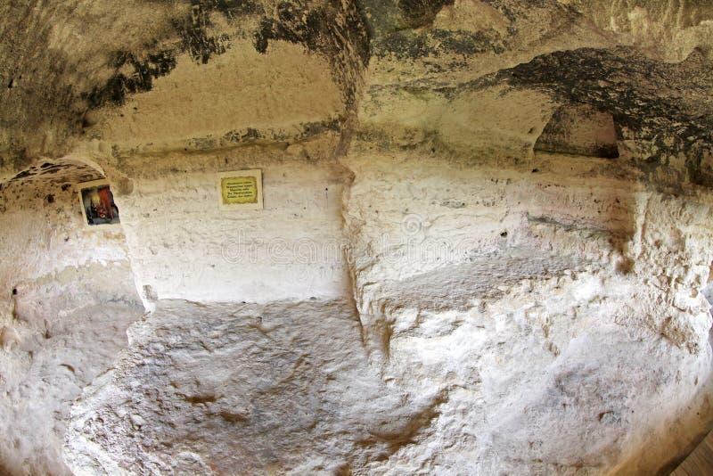ALADZA vaggar kloster, Bulgarien arkivfoton