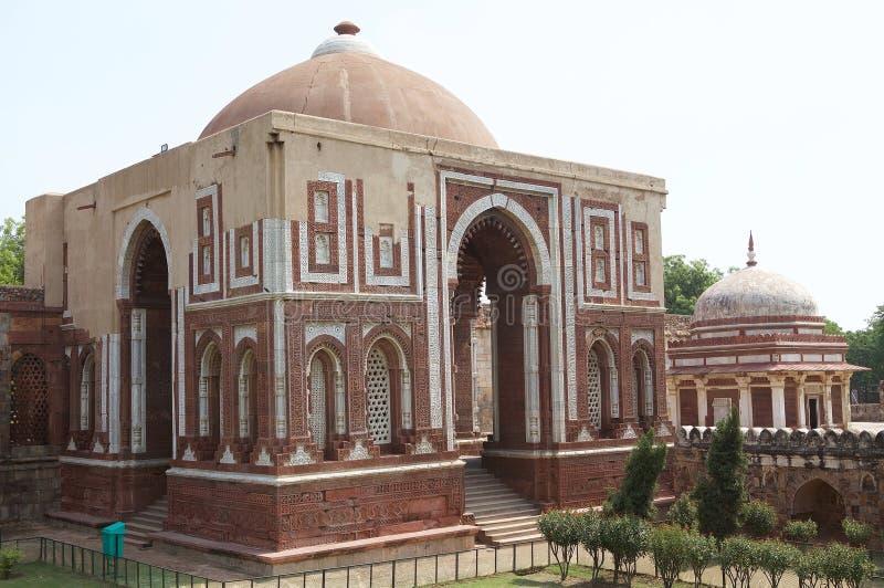 Alai Darwaza, Delhi, Indien lizenzfreies stockbild