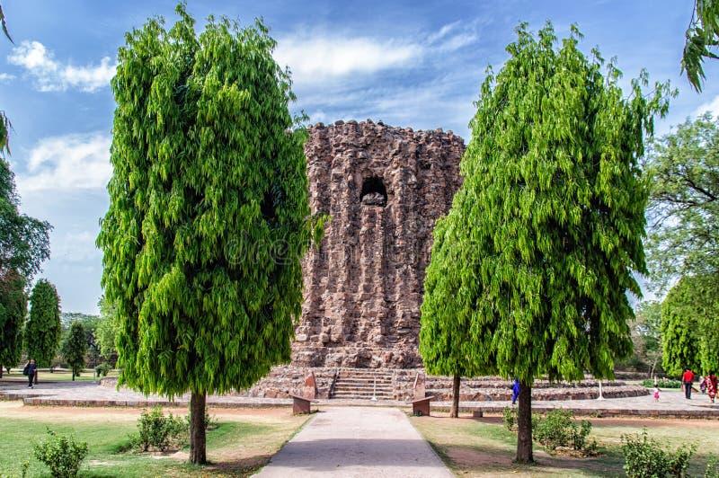 Alai Minar royalty free stock photo
