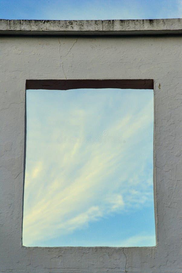 Alaior下午, Menorca,巴利阿里群岛,西班牙 免版税图库摄影