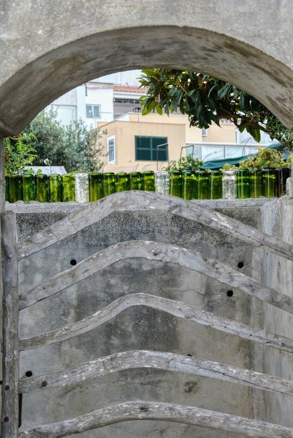 Alaior下午, Menorca,巴利阿里群岛,西班牙 免版税库存照片