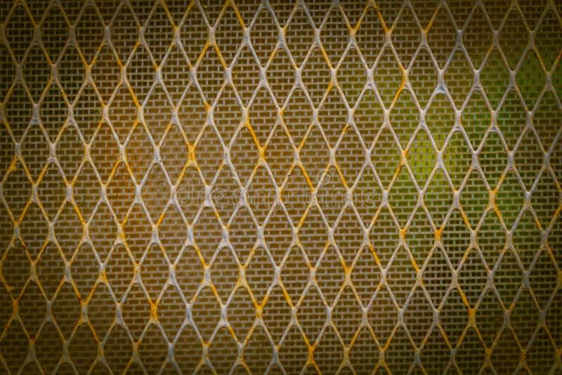 Alambre de acero Mesh Background imágenes de archivo libres de regalías