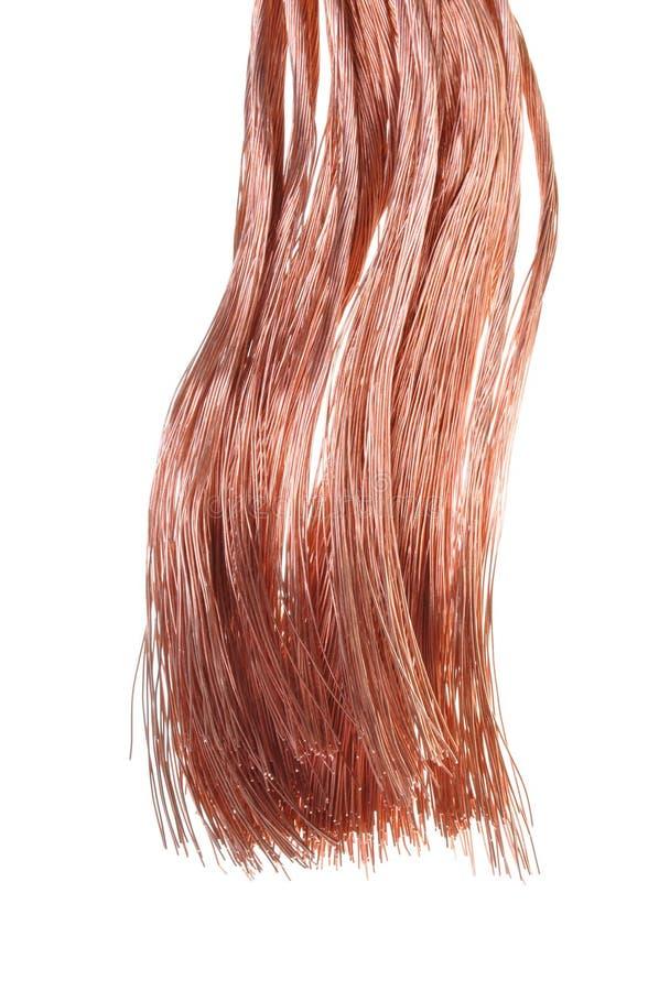 Alambre de cobre puro imagen de archivo imagen de - Alambre de cobre ...