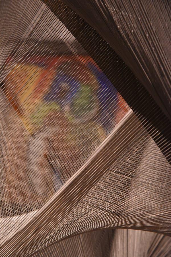 Alambres torcidos imagen de archivo libre de regalías