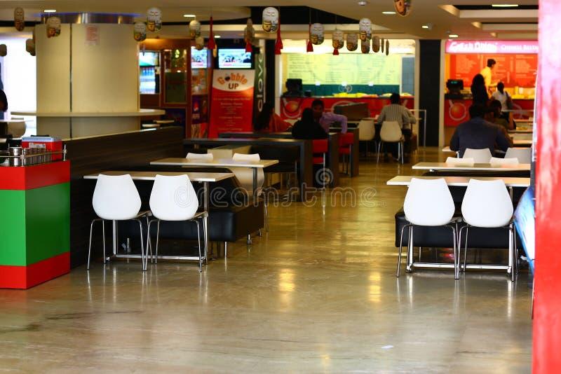 Alameda Bangalore India da inovação de Gopalan fotografia de stock