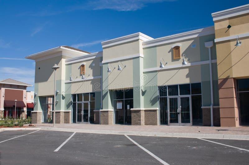 Alameda comercial Pastel 2 fotos de stock
