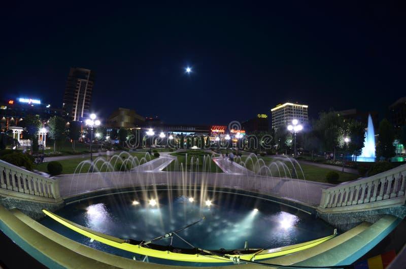 Alameda da cidade de Iasi fotos de stock
