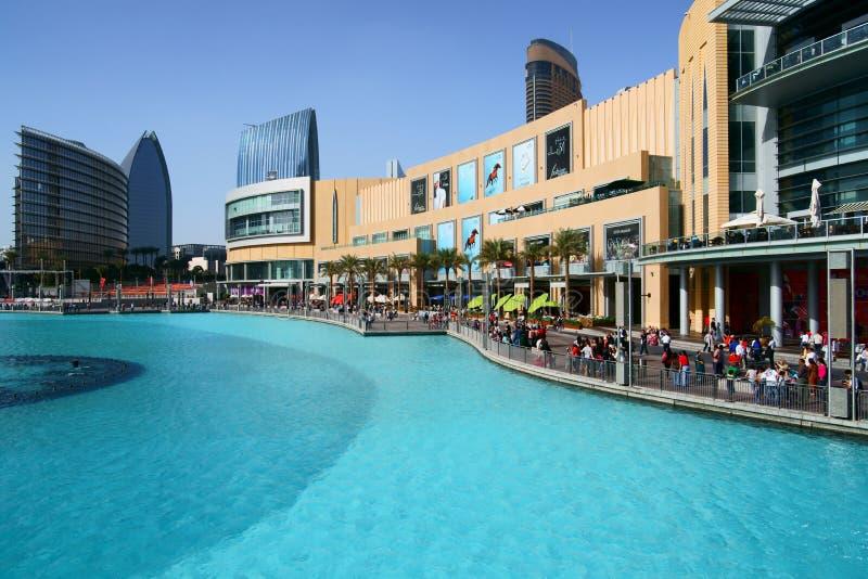 Alameda de Dubai imagens de stock