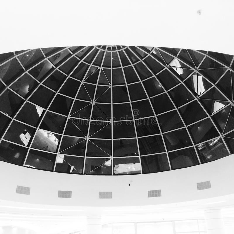 Alameda de Ezdan imagen de archivo