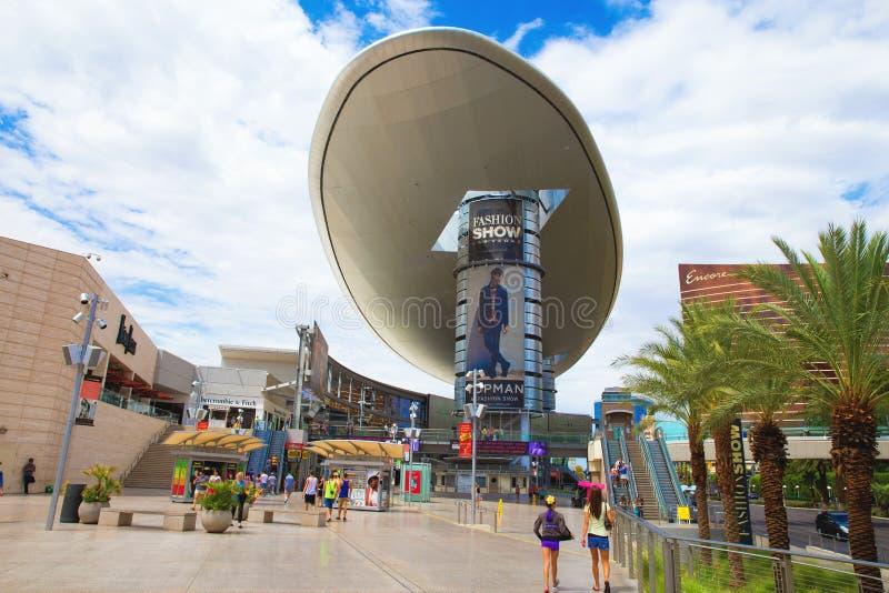 Alameda Las Vegas del desfile de moda fotografía de archivo libre de regalías