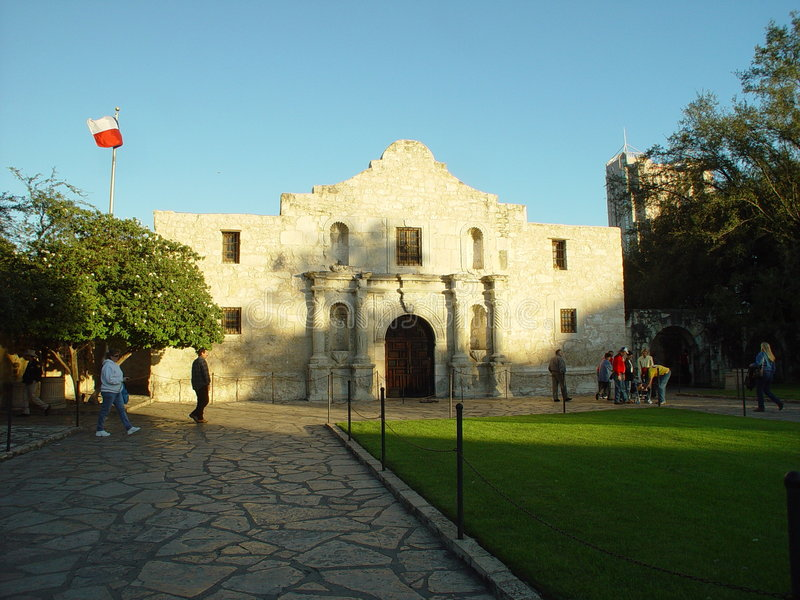 Alamo Стоковое Изображение