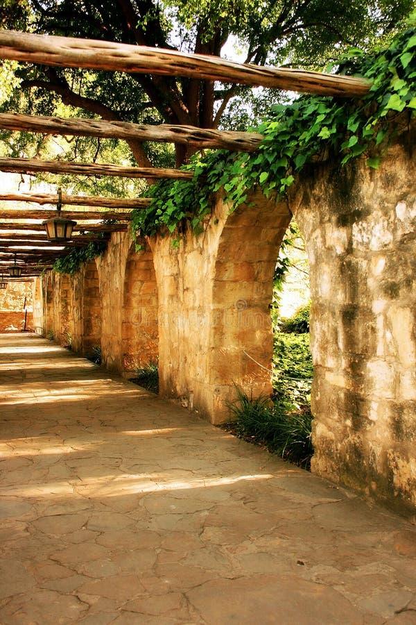 Alamo Bogen stock afbeeldingen
