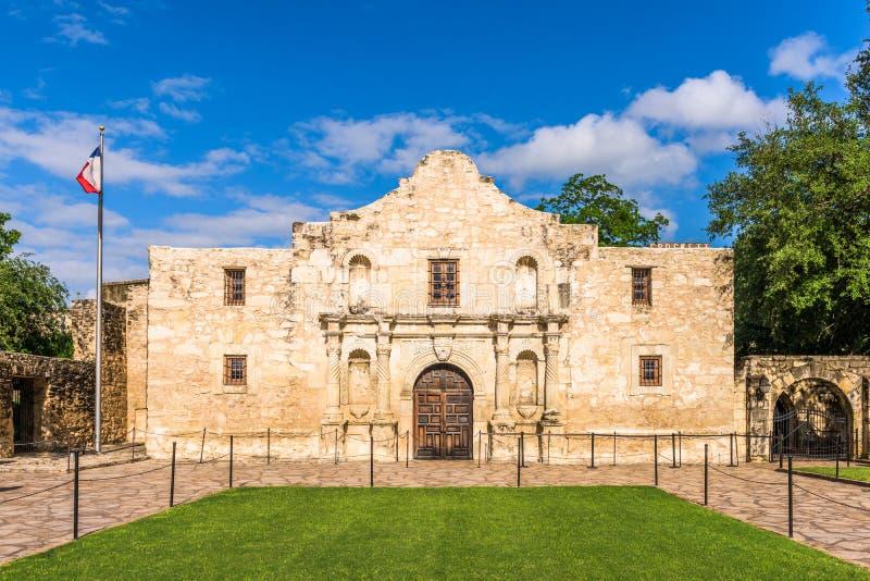 Alamo dans le Texas photo libre de droits