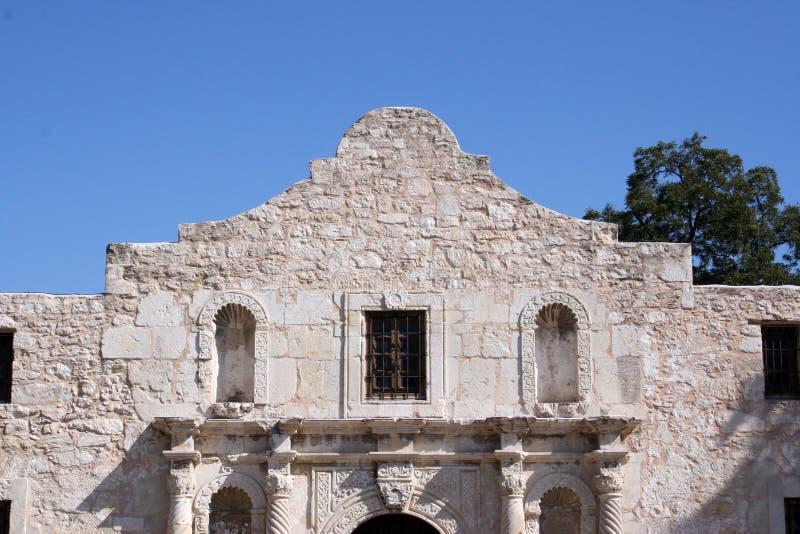 Alamo a San Antonio immagini stock libere da diritti