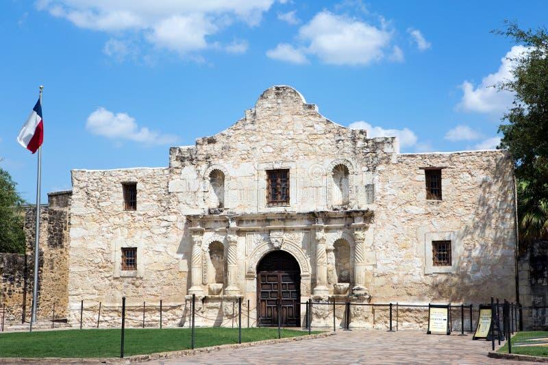 The Alamo San Antonio Texas stock photos