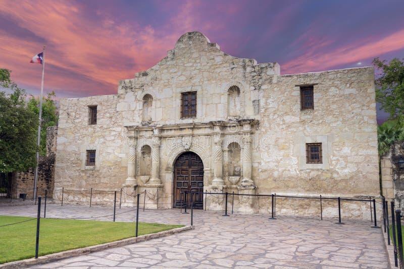 Alamo, San Antonio, TX photos stock