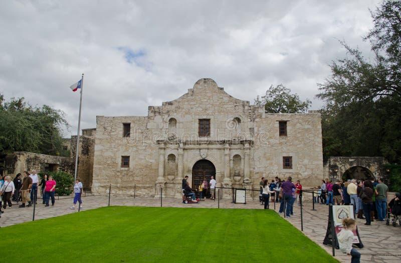 Alamo, San Antonio, TX images stock