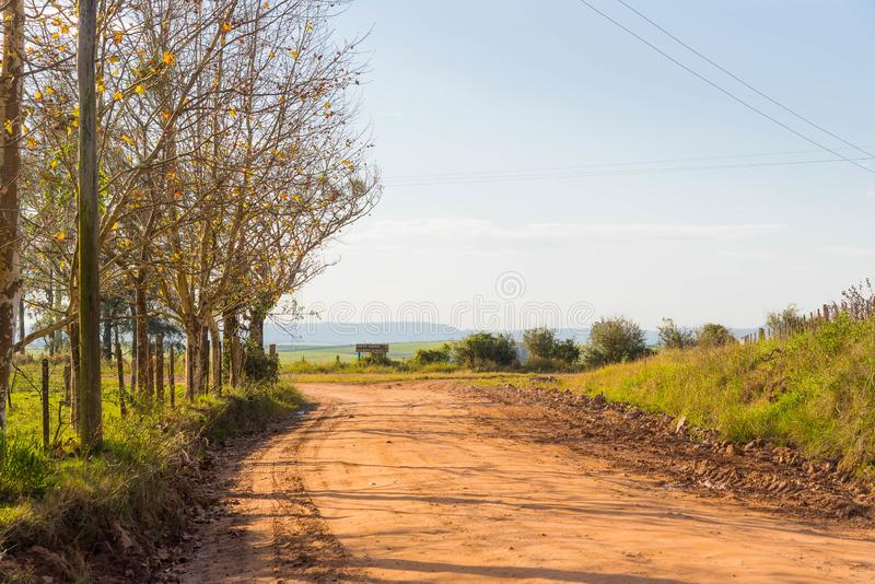 The Alamos mark a road of life 02 royalty free stock images
