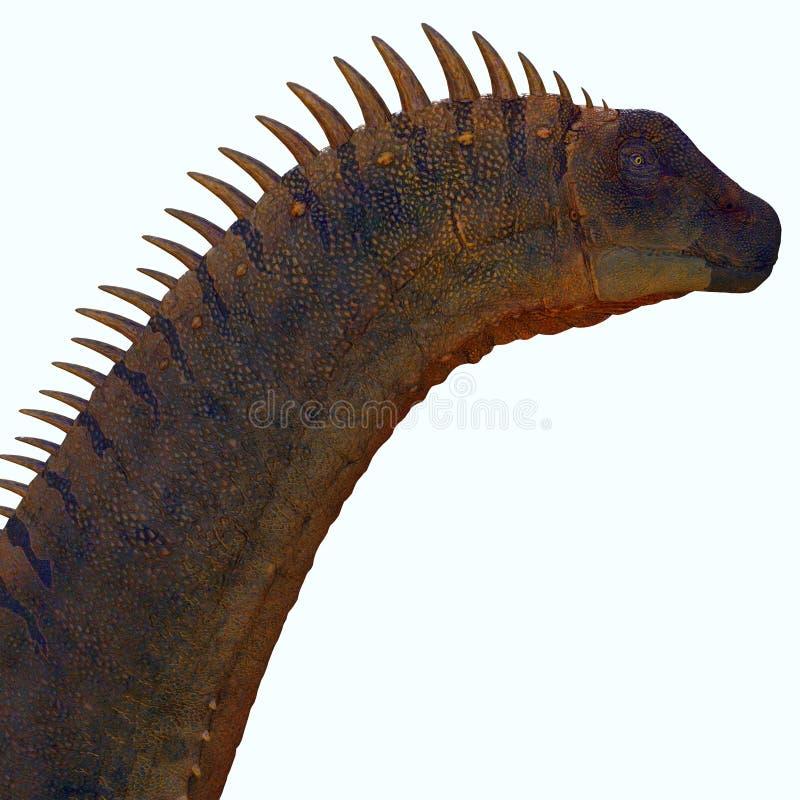 Alamosaurus dinosaur | 800x800