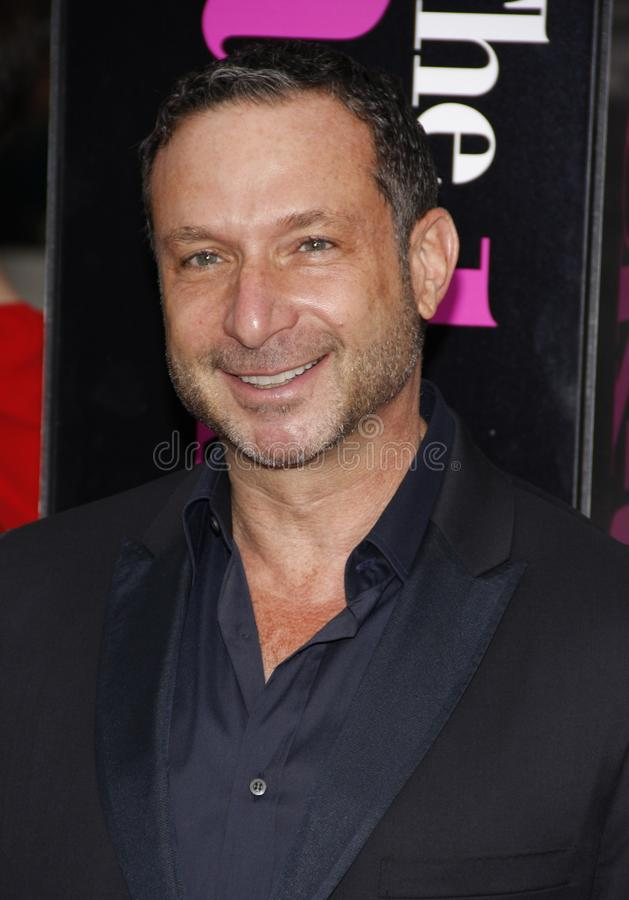 Alan Poul. At the Los Angeles premiere of `The Back-Up Plan` held at the Regency Village Theatre in Westwood, USA on April 21, 2010 royalty free stock photography