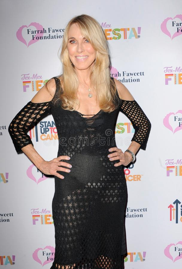 Alana Stewart. At the Farrah Fawcett Foundation`s Tex-Mex Fiesta held at the Wallis Annenberg Center in Beverly Hills, USA on September 6, 2019 royalty free stock images