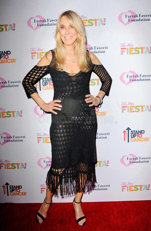 Alana Stewart. At the Farrah Fawcett Foundation`s Tex-Mex Fiesta held at the Wallis Annenberg Center in Beverly Hills, USA on September 6, 2019 royalty free stock photos