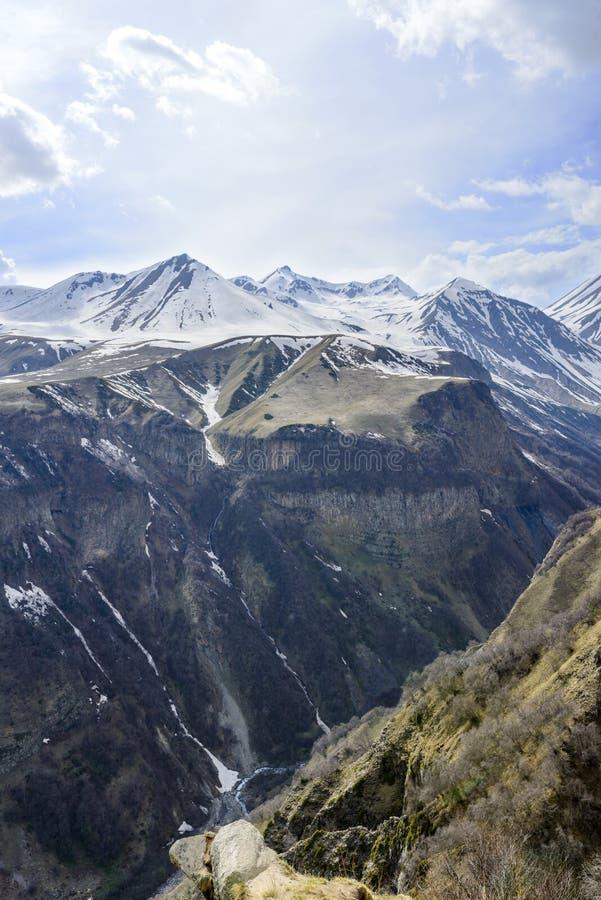 alania高加索联邦山北ossetia俄语 图库摄影