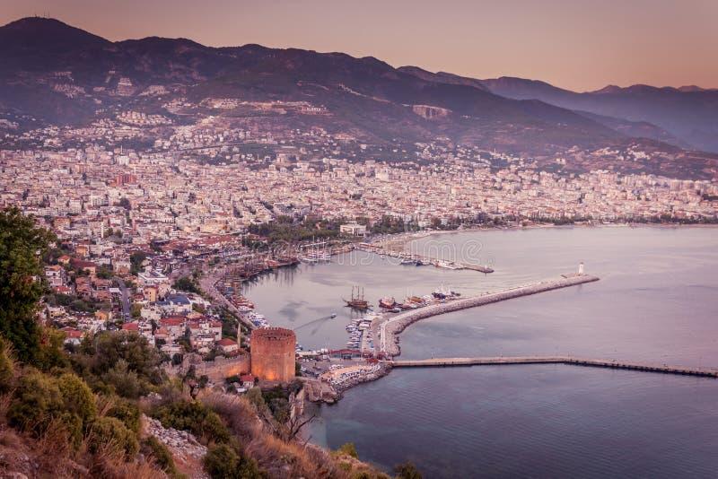 Alanya, Turcja zdjęcia royalty free