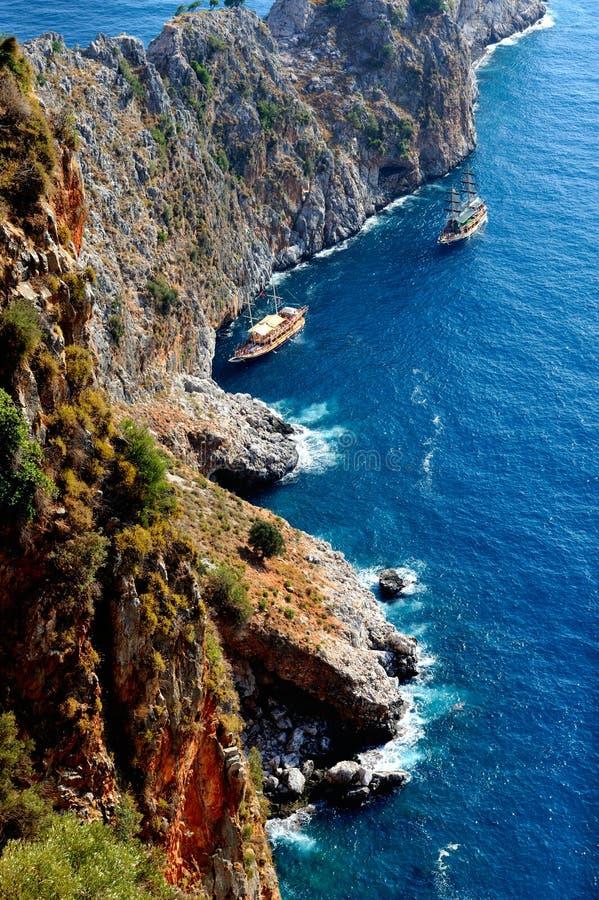 Alanya, Turquia imagens de stock