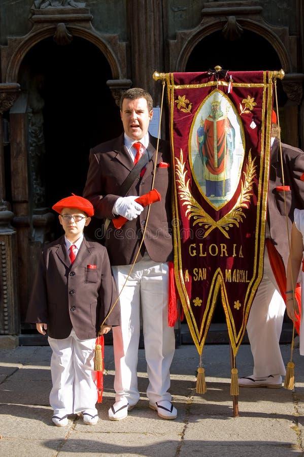 Download Alarde Van San Marcial In Iru'n Guipuzcoa, Spanje Redactionele Stock Foto - Afbeelding bestaande uit traditioneel, spanje: 54086478
