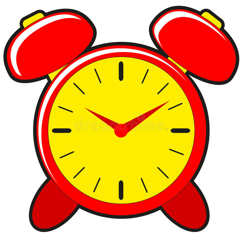 Download Alarm stock illustration. Image of countdown, schedule - 21662634