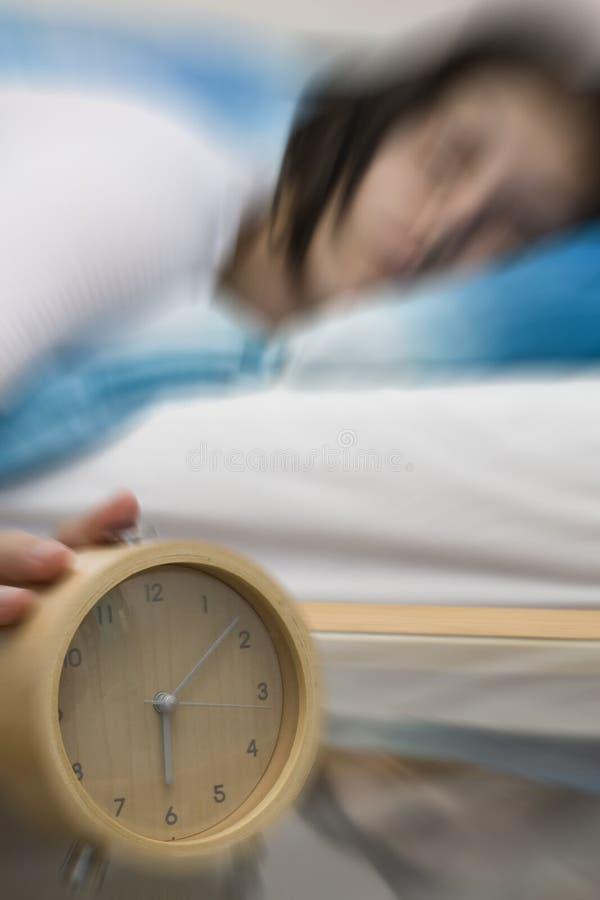 Download Alarm - blur on alarm stock photo. Image of indoors, overslept - 2534396