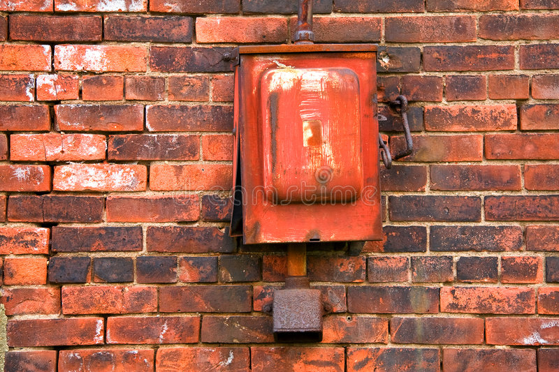 Download Alarm Box stock image. Image of abandoned, safety, theft - 5957849