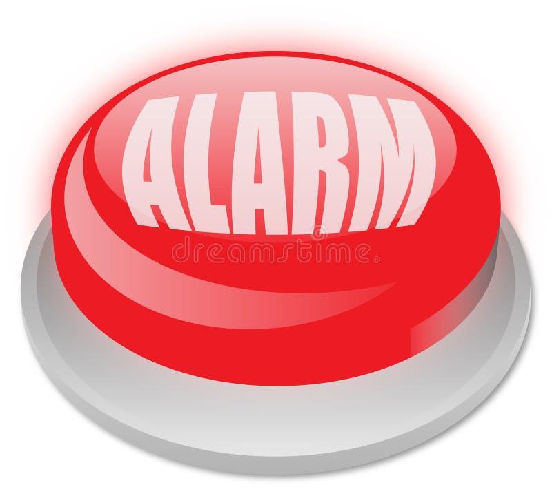 Alarm button stock photography