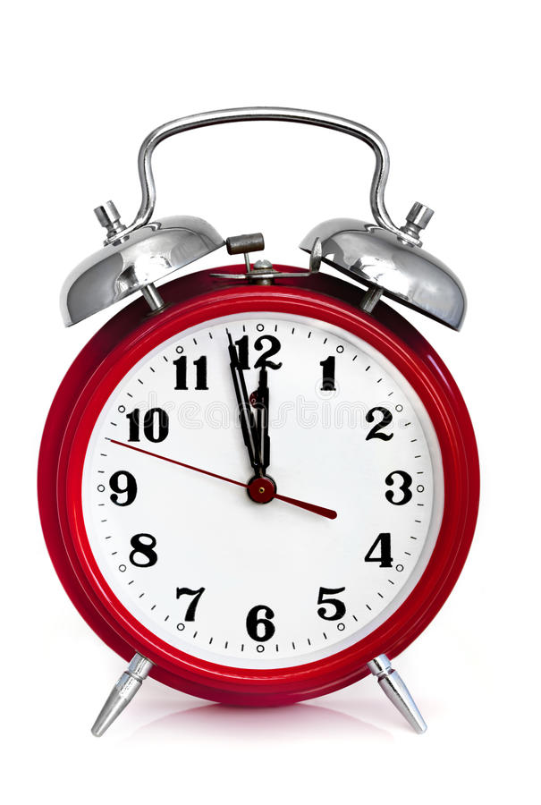 Free Alarm Clock Royalty Free Stock Photography - 15791287