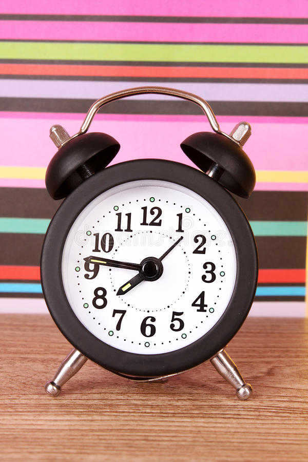 Alarm-clock royalty free stock images