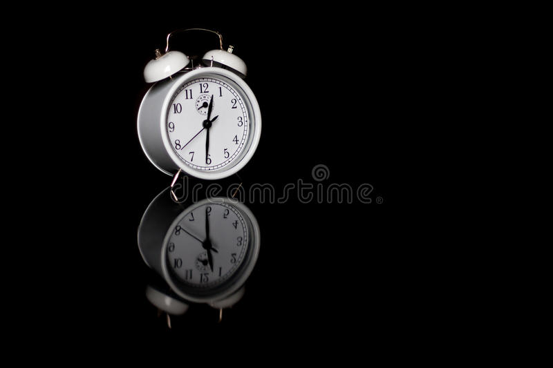 Download Alarm Clock stock photo. Image of antique, button, isolated - 25880606