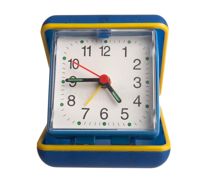 Download Alarm Clock Royalty Free Stock Image - Image: 27059656
